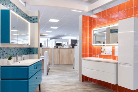 Magasin salle de bain batimantes sannois 95110 - Aubade carrelage salle de bain ...