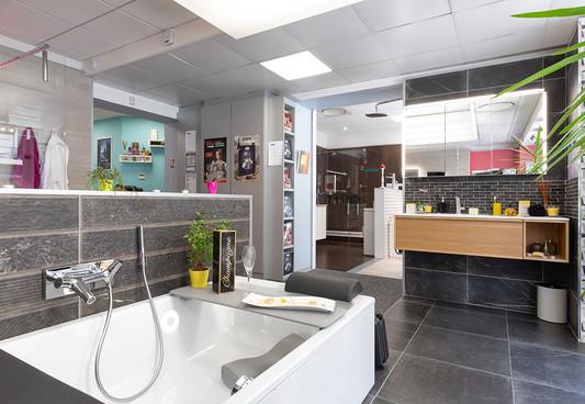 Magasin salle de bains & carrelage à Paris 05