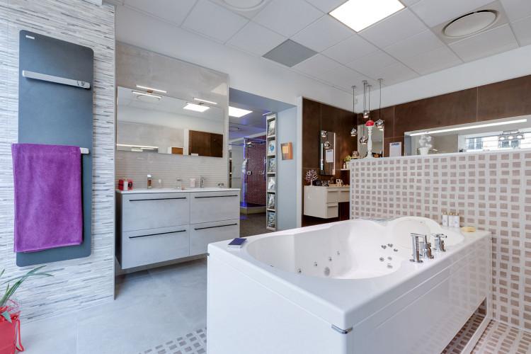 Magasin salle de bains carrelage paris espace aubade - Magasin salle de bain strasbourg ...