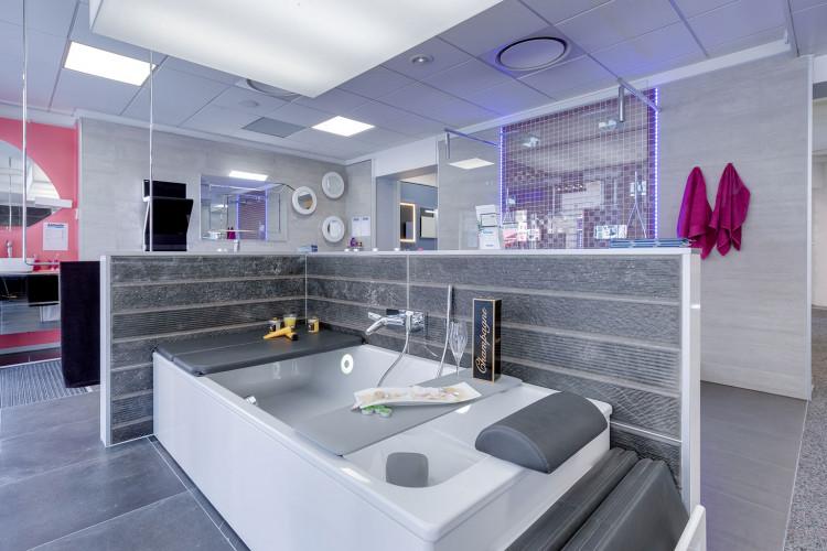 Magasin salle de bains & carrelage à Paris  04