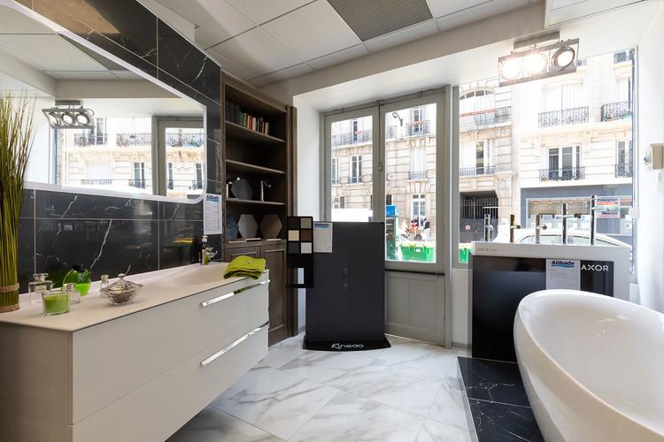 Magasin salle de bains & carrelage à Paris 07