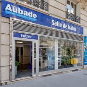 Magasin salle de bains & carrelage à Paris