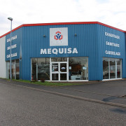 Magasin Mequisa à Stiring Wendel (57)