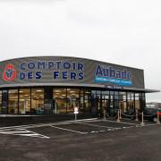 Magasin Comptoir des Fers à Lons-le-Saunier - Perrigny (39)