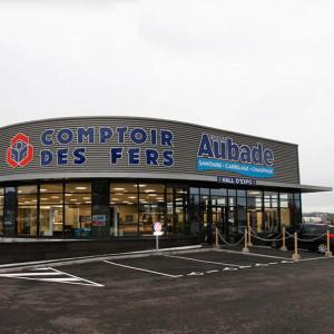 Comptoir des Fers Lons-le-Saunier - Perrigny