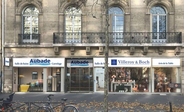 Magasin Villeroy et Boch Paris Batimantes