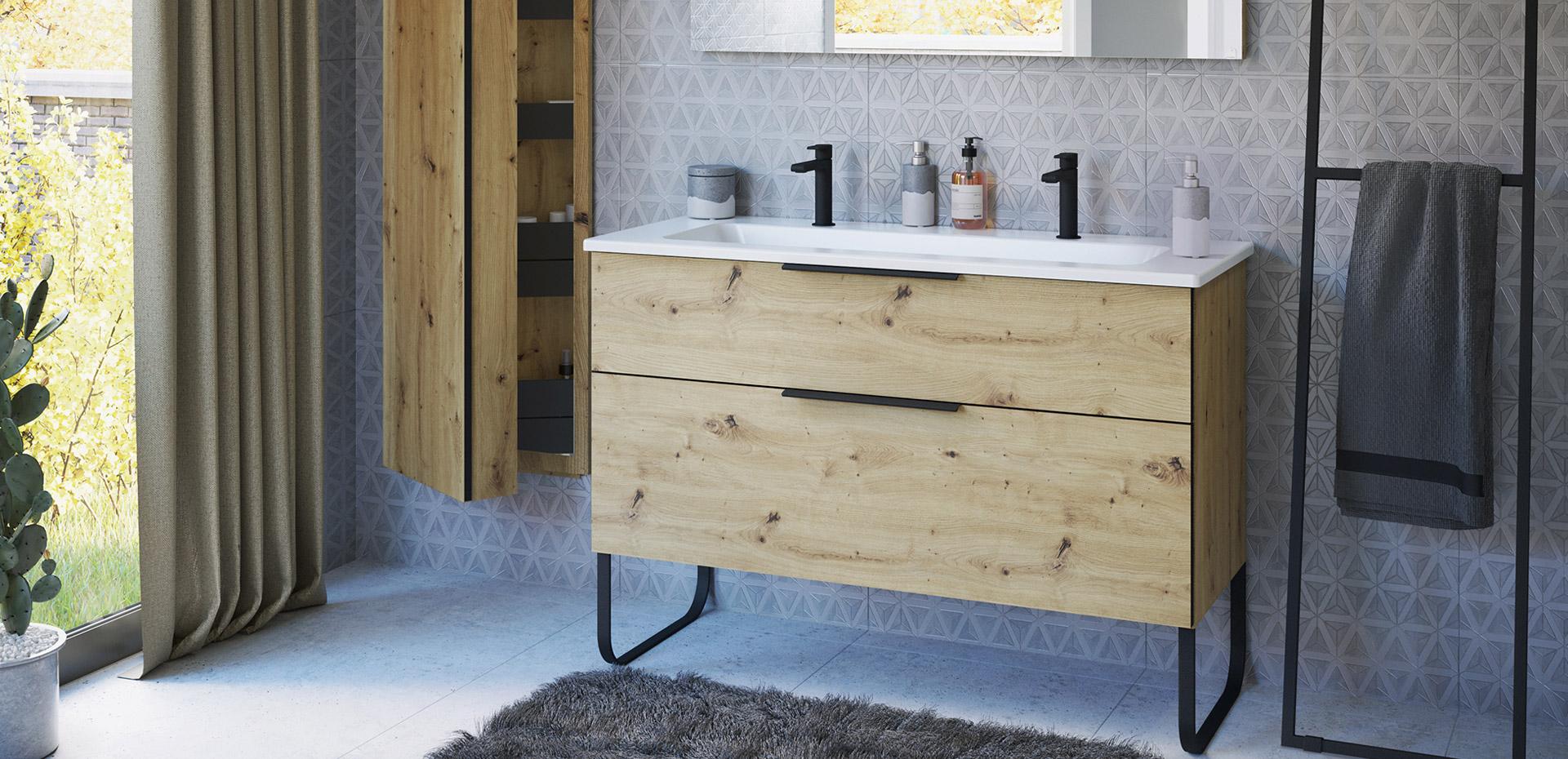 Meuble salle de bains Passion de Burgbad